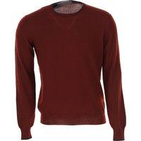 Fay Sweater for Men Jumper On Sale, Garnet, Virgin wool, 2019, L M S