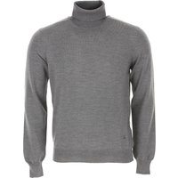 Fay Sweater for Men Jumper On Sale, Grey, Wool, 2019, L M XXL