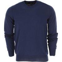 Fay Sweater for Men Jumper On Sale, Blu Navy, Cotton, 2019, L M S XL XXL XXXL