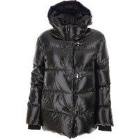 Fay Down Jacket for Women, Puffer Ski Jacket On Sale, Black, polyamide, 2019, 10 12 14 8