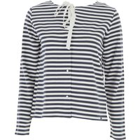 Fay Sweater for Women Jumper On Sale, Blue, Cotton, 2019, 10 12 14 16 6 8