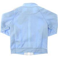 Fendi Baby Sweatshirts & Hoodies for Boys On Sale, Light Blue, polyester, 2021, 12 M 18M 2Y 6M