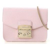 Furla Shoulder Bag for Women On Sale, Camelia, Leather, 2019