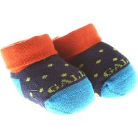 Gallo Baby Shoes for Boys On Sale in Outlet, Blue, Cotton, 2019