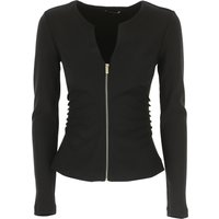 Guess Sweater for Women Jumper, Black, polyester, 2019, 10 8