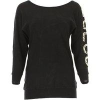 Guess Sweater for Women Jumper, Black, Viscose, 2019, 10 6