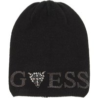 Guess Hat for Women, Black, Acrylic, 2019