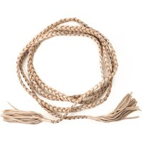 Gianni Chiarini Womens Belts On Sale in Outlet, Sand, Leather, 2019