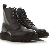 Giuseppe Zanotti Design Boots for Men, Booties, Black, Calfskin Leather, 2021, 5.5 7