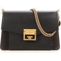 Givenchy Shoulder Bag for Women On Sale, Black, Leather, 2019
