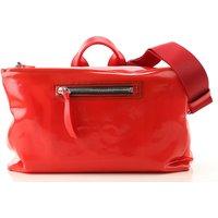 Givenchy Messenger Bag for Women, Red, polyurethane, 2019