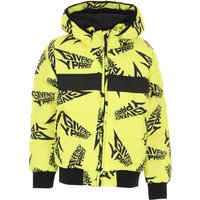 Givenchy Boys Down Jacket for Kids, Puffer Ski Jacket On Sale, Yellow, polyester, 2019, 10Y 12Y 8Y