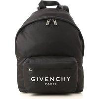Givenchy Backpack for Men, Black, Nylon, 2019