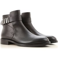 Givenchy Zapatos de Hombres Baratos en Rebajas Outlet, Negro, Piel, 2019, 40 42