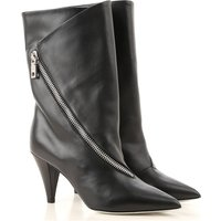 Givenchy Boots for Women, Booties On Sale in Outlet, Black, Nappa Leather, 2019, 3.5 4.5 5.5 6.5 7.5