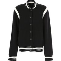 Givenchy Jacket for Women On Sale, Black, Wool, 2019, 10 6 8