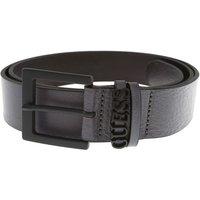 Guess Mens Belts, Graphite Grey, Leather, 2019, S M L XL