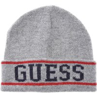 Guess Hat for Women, Grey, Wool, 2019