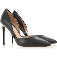 Guess Pumps & High Heels for Women On Sale, Black, Leather, 2019, 3.5 4.5 5.5 6.5