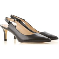Guess Pumps & High Heels for Women On Sale, Black, Leather, 2019, 3.5 4.5 5.5 6.5 7.5