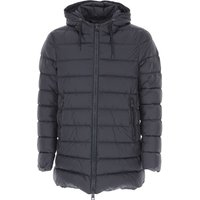 Herno Down Jacket for Men, Puffer Ski Jacket, Blue Ink, polyester, 2019, XL XXL