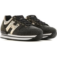 Hogan Sneakers for Women, Black, Leather, 2019, 3 3.5 4 5.5 6 6.5 7 7.5 8.5