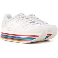 Hogan Sneakers for Women, White, Leather, 2019, 3.5 4.5 5.5 7 7.5 8 8.5