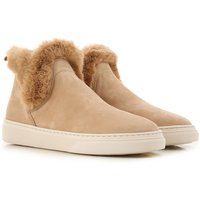 Hogan Boots for Women, Booties On Sale, suede, Suede leather, 2019, 5.5 6 7.5