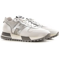 Hogan Sneakers for Women, White, Leather, 2019, 3 6.5 7.5