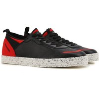Hogan Sneakers for Men On Sale in Outlet, Black, Leather, 2017, 10 7