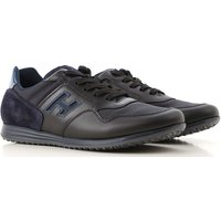 Hogan Sneakers for Men On Sale, Black, Leather, 2019, 5 6.5 7.5 8.5