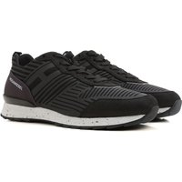 Hogan Sneakers for Men On Sale in Outlet, Black, Leather, 2017, 10 11 6 6.5 7 8
