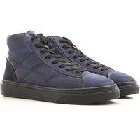 Hogan Sneakers for Men On Sale, Navy Blue, suede, 2019, 10 11 6 6.5 7 7.5 8 8.5 9 9.5
