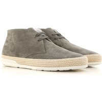 Hogan Lace Up Shoes for Men Oxfords, Derbies and Brogues On Sale, Olive Green, suede, 2019, 10 7 8.5