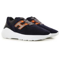Hogan Sneakers for Men On Sale, Navy Blue, Suede leather, 2019, 10 5 5.5 6 6.5 7 8 9 9.5