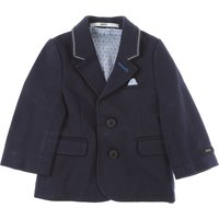 Hugo Boss Baby Jacket for Boys On Sale, Blue, Cotton, 2019, 18M 2Y 3Y 6M 9M