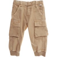 Il Gufo Baby Pants for Boys On Sale in Outlet, Beige, Cotton, 2019, 12 M 18 M 9 M