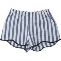 Il Gufo Baby Shorts for Girls On Sale, Blue, Cotton, 2019, 12M 18M 6M 9M