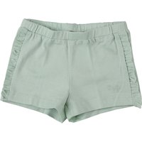 Il Gufo Baby Shorts for Girls On Sale, Sage, Cotton, 2019, 12M 18M 9M
