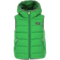 Il Gufo Boys Down Jacket for Kids, Puffer Ski Jacket On Sale, Green, polyamide, 2019, 10Y 3Y 4Y 5Y 6