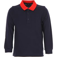 Il Gufo Kids Polo Shirt for Boys On Sale, Blu, Cotton, 2019, 10Y 3Y 4Y 5Y 6Y 8Y