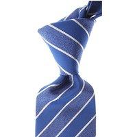 Isaia Ties On Sale, Persian Blue, Silk, 2021