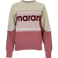 Isabel Marant Sweatshirt for Women, Rosewood, Cotton, 2019, 10 12 8