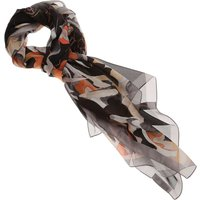 Jimmy Choo Scarf for Women On Sale, Grey, Silk, 2017