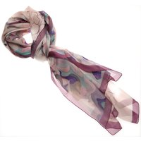 Jimmy Choo Scarf for Women On Sale, Violet, Silk, 2017