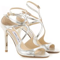 Jimmy Choo Sandals for Women, Champagne, Leather, 2019, 3.5 4 4.5 5.5 6.5 7.5