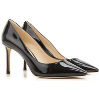 Jimmy Choo Pumps & High Heels for Women On Sale, Black, Patent Leather, 2017, 5.5