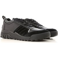 Kenzo Sneakers for Men, Black, Leather, 2019, 11 6.5 7 8 9 9.5