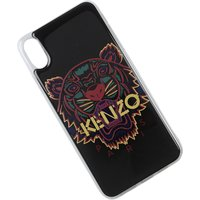 Kenzo iPhone Cases On Sale, Black, Silicone, 2021