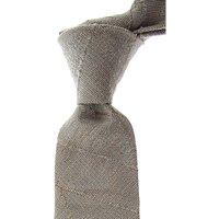 Kenzo Ties On Sale, Bronze, Silk, 2019